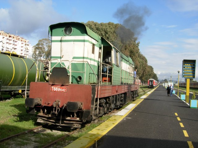 Albania Locomotive