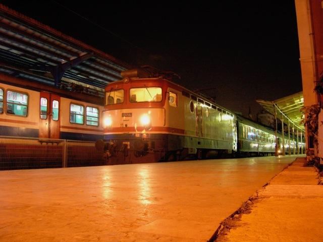 Dostluk Express Istanbul to Thessalonika