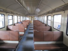 Train to ourselves, Kaliningrad