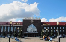 Kainingrad Station, Russia 2