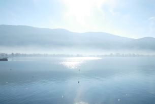 Lake Ohrid Waking Up