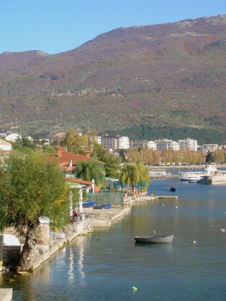 Lake Ohris FYROM