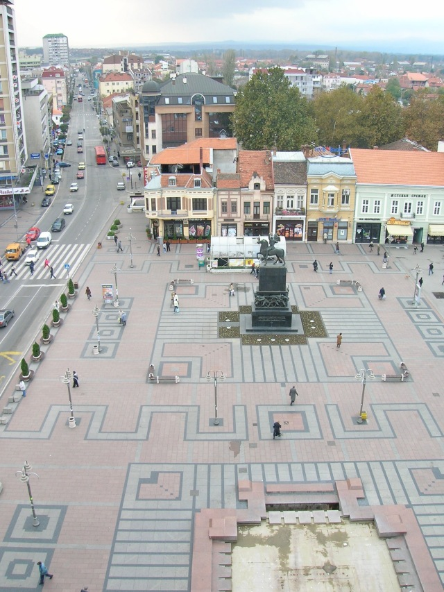 Main Square Nis