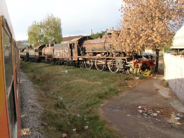 Old Train Serbia