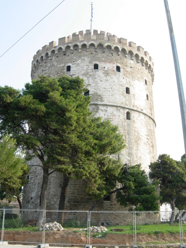 White Tower Thessalonika