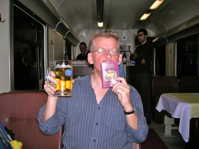 Photo 6 - Passport Delight - THE RAILROAD TO DAMASCUS