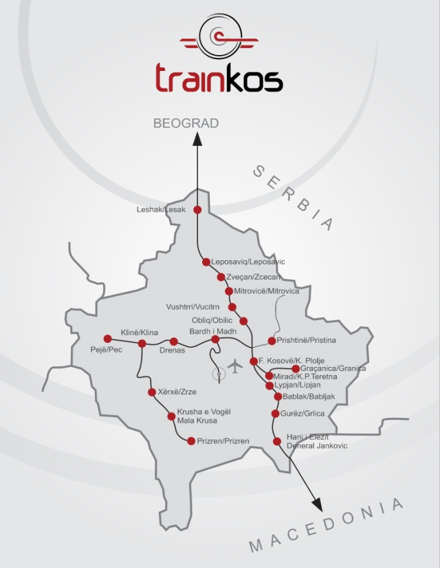 Kosovo Trains