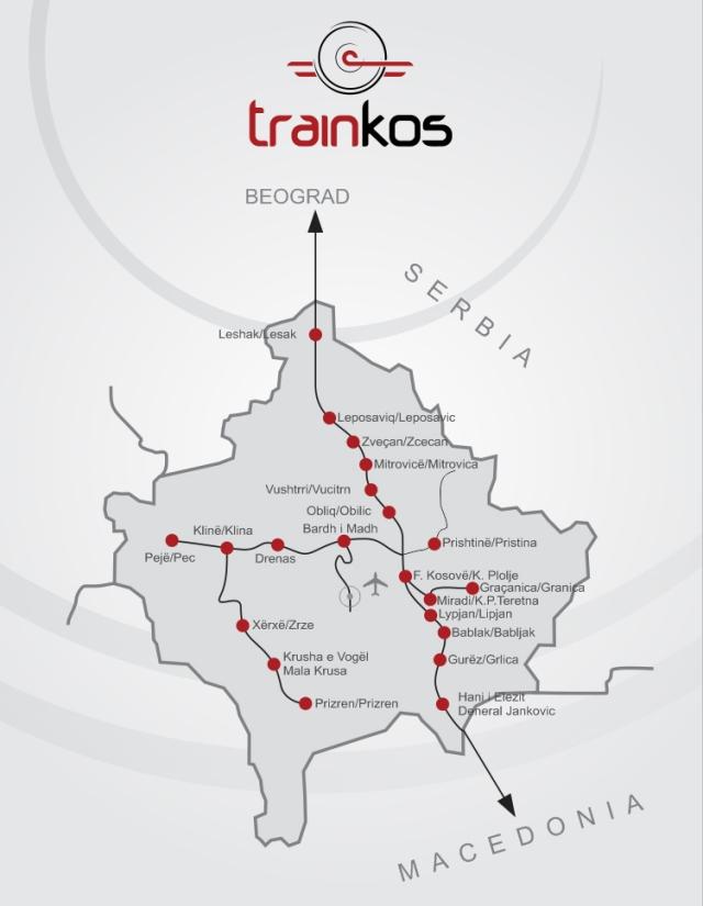 Kosovo Trains