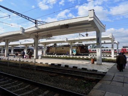 Timisoara Train Station