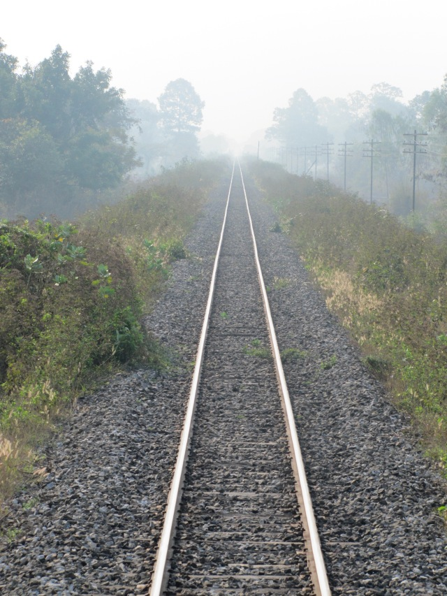 Thai Train Tracks