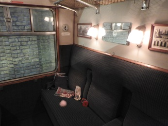 Hogwarts Express Carriage Interior
