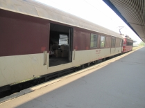 Bulgaria Train