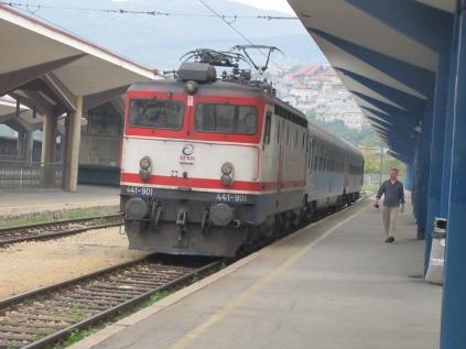 Sarajevo Train 2