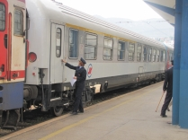 Sarajevo Train 3