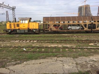 Serbia train 2