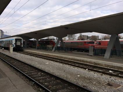 Slovenia Train 2