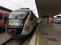 Slovenia Train 3