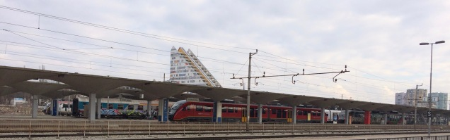 Slovenia Train 5