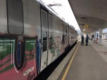 Slovenia Train 6