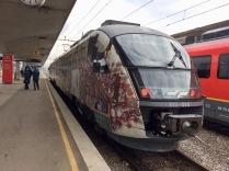 Slovenia Train 7