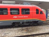 Slovenia Train 8