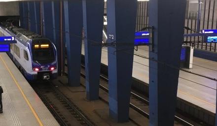 Warsaw Train 2