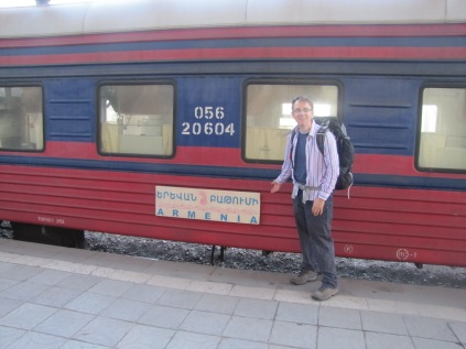 Yerevan Arrival