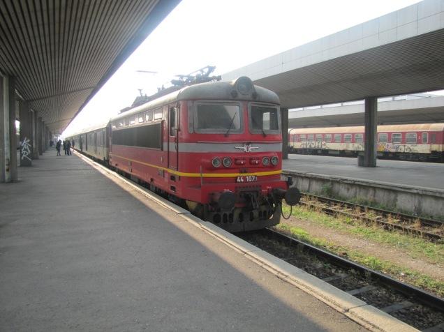 Bulgaria Train 6