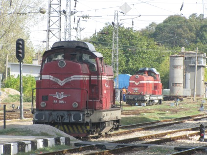 Bulgaria Trains 5