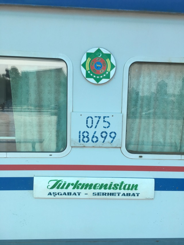 Turkmenistan Railways